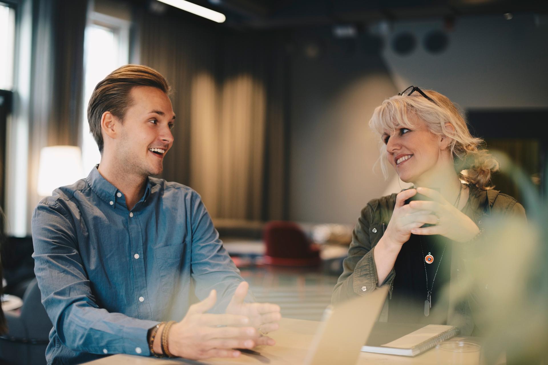 Karriererådgivning - en positiv del av sluttpakken